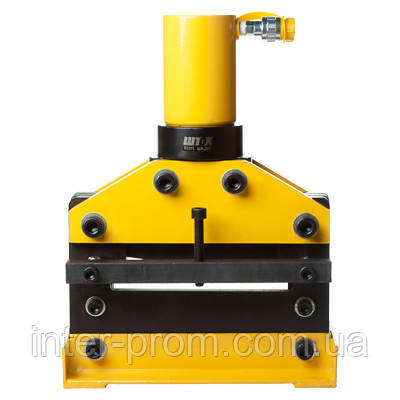 Шинорез гидравлический ШР-200+ для резки медной и алюминиевой токоведущей шины., фото 2