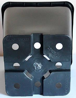 Горшок для рассады 5,6л (20x20x23см),квадратный,высокий,50шт\уп, фото 2