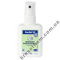 Дезинфицирующая жидкость Bacillol AF спрей 50 мл