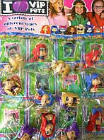 Фигурки собачки на листе, фото 1