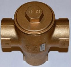 Термостатичний змішувальний вентиль Regulus TSV...B 55°C