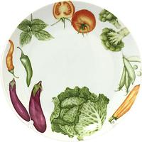 Тарелка 19 см Овощи.
