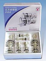 Вакуумные пневмобанки с винтом 8 банок Yifang YFC-8