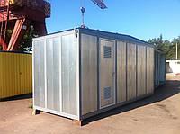 КТПН-160-630/6(10)/0,4-У1 трансформаторні Підстанції зовнішньої установки, фото 1
