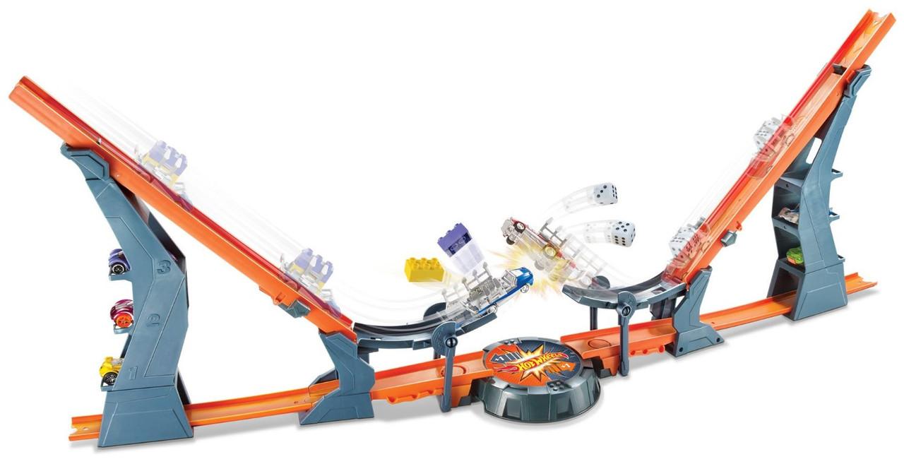Трек Хот Вилс Противостояние Hot Wheels Versus Track Set