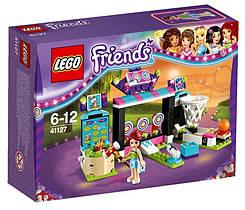 LEGO Friends Парк развлечений: Игровые автоматы 41127