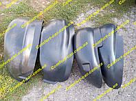 Подкрылки (защита колесных арок) Chevrolet Niva (Шевроле Нива)