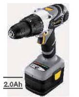 2-скоростной молотковый перфоратор / шуруповерт AC Delco RK 2081 B