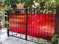 Кованые ворота как правильно выбрать?