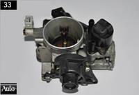 Дроссельная заслонка Peugeot 306 405 / Citroen Xantia ZX 1.6 1.8 93-98г. (XU5JP, XU7JP)