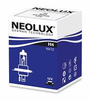 NEOLUX Standart  / тип лампы Н4 / 1шт