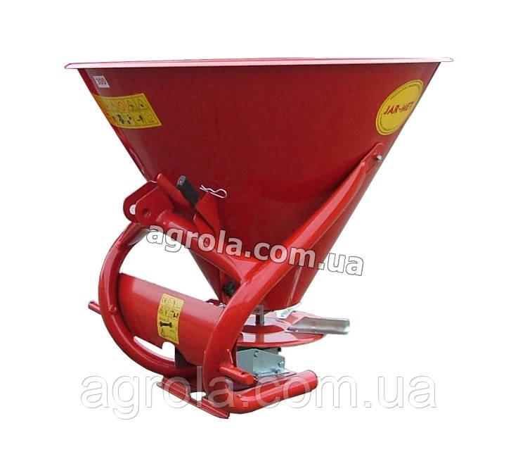 Разбрасыватель минеральных удобрений 500 кг (металлический)