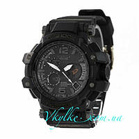 Спортивные часы Casio G-Shock GPW-1000 черные