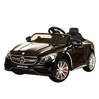 Детский электромобиль Mercedes M 2797EBRS-2 черный
