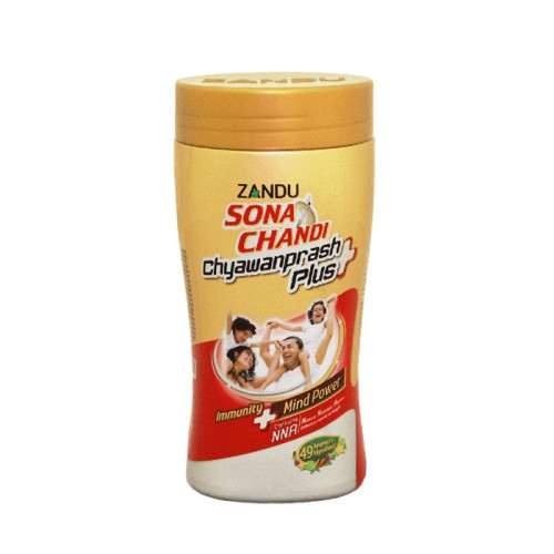 Чванпраш Zandu Sona Chandi 450 гр