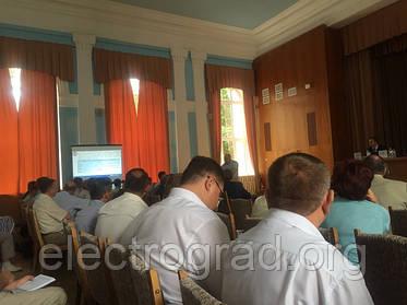 Реконструкция сетей г. Киева, переход на напряжение 20кВ