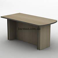 Большой приставной стол СПР-5,150*70, дуб молочный