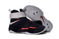 Баскетбольные кроссовки Nike Soldier 10 black