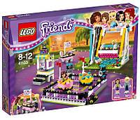 LEGO Friends  Парк развлечений: Аттракцион «Автодром» 41133