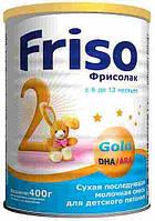 Молочная смесь Friso Фрисолак Gold 2 400 г