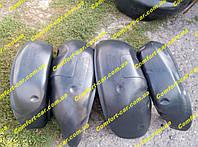 Подкрылки (защита колесных арок) Renault Kangoo (Рено Кангу) 08-
