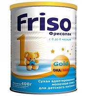 Молочная смесь Friso Фрисолак Gold 1 400 г