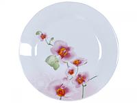 Тарелка 18 см Орхидея