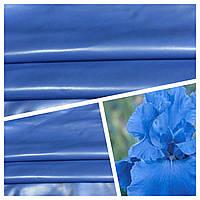 Кожа одежная овчина Ирма синий ИНДИГО Турция
