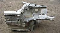 Четверть кузова передняя правая, лонжерон Фиат Добло / Fiat Doblo 2005-2010