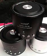 Портативная колонка WSTER WS-Q9 (Bluetooth) FM USB SDcard