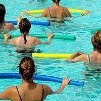 Акванудлс 40 мм, 1.5 м ( аквапалка для плавания в бассейне ).