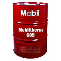 Масло теплоноситель Mobiltherm 605 , 208л