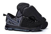 Баскетбольные кроссовки Nike KD 9 черные