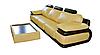 """Мягкий диван в комплекте с креслом """"БЕЛЛАДЖИО"""" (3р+1), фото 3"""