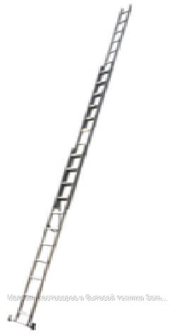 Лестница универсальная Кентавр 3х8