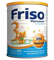 Молочная смесь Friso Фрисолак Gold 3 400 г
