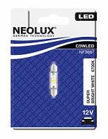 NEOLUX LED  / тип лампы C5W - 36mm / 6700K / 1шт