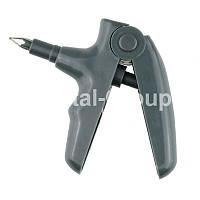 Пистолет ортодонтический для установки лигатур/ластиков на брекеты