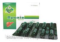 Аюрведические  капсулы для восстановления печени Пролив / Proliv capsules , 100 шт.