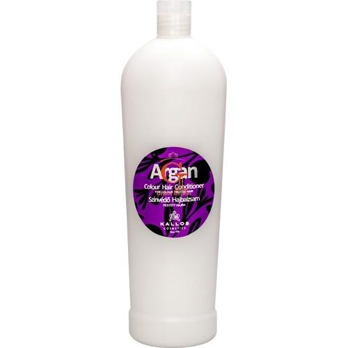 Кондиціонер для фарбованого волосся Kallos Argan Colour Hair Conditioner 1000 мл