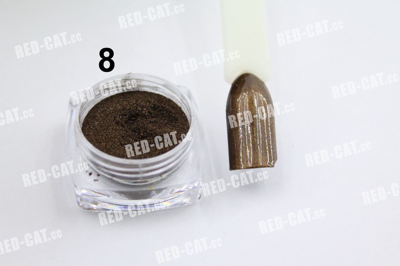 Пигмент перламутровый 3 грамма №8