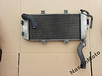 Радиатор охлаждения двигателя Kawasaki ER6N, ER6F ER6 2006-08