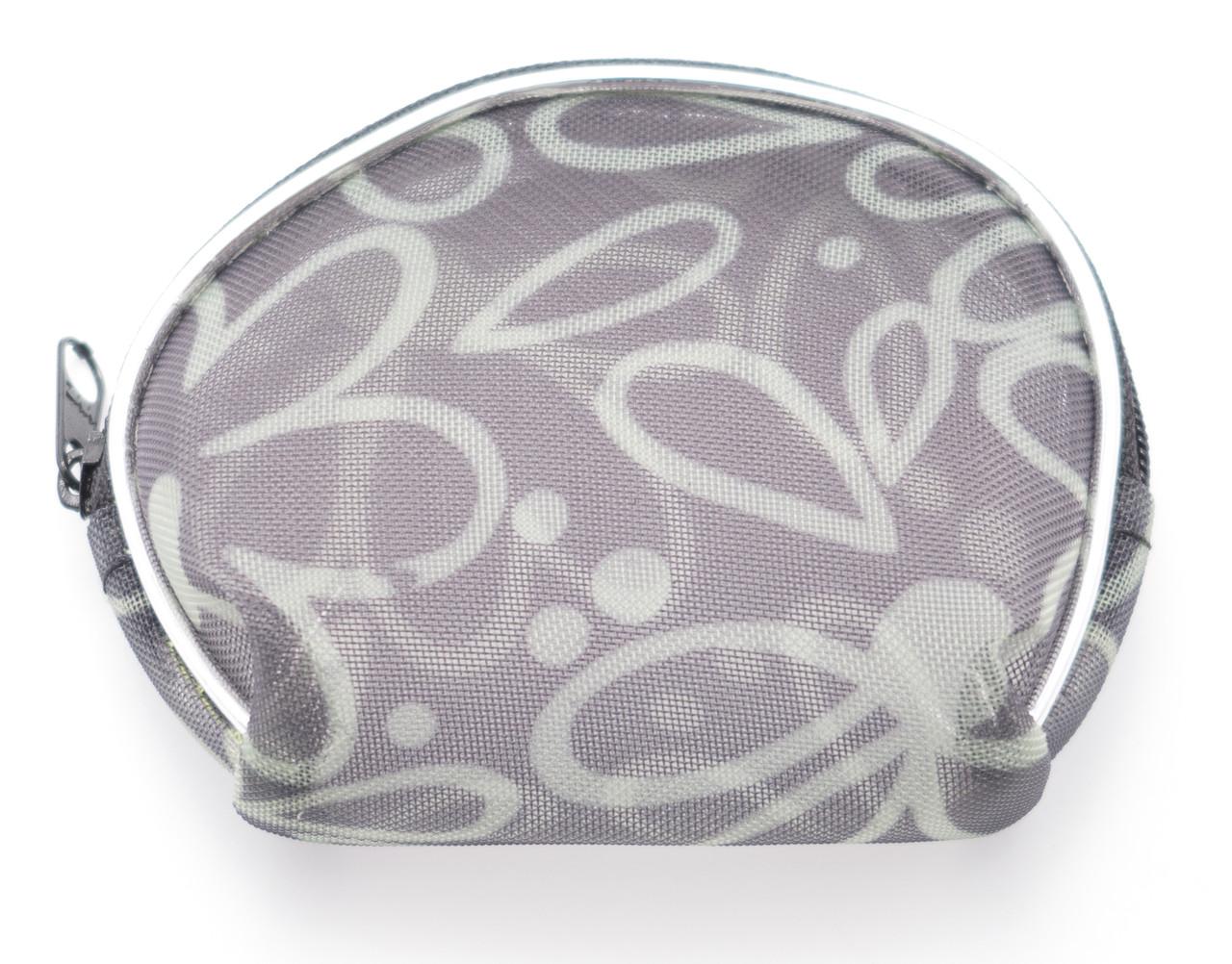 Женская косметичка с полупрозрачной ткани Б/Н art. 40CR №5