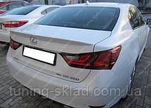 Спойлер Lexus GS 350 (оригінальний спойлер для Лексус GS 350)