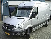 Козырек Mercedes Sprinter/ акрил.на креплении