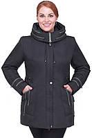 Куртка женская зимняя большой размер , фото 1