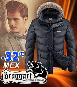 Куртка для мужчин с мехом