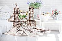 Тауэрский мост 3d конструктор