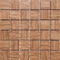Мозаика Zeus mosaic Velvet teak MQCXP6