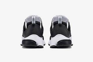Кроссовки мужские в стиле Nike Air Presto BR QS Black, фото 2